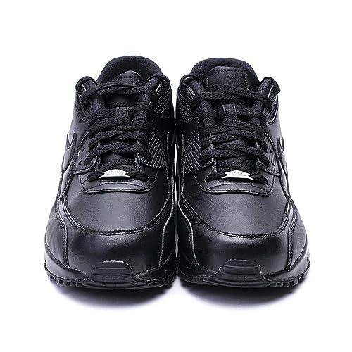 Nike Air MAX 90 Leather, Zapatillas de Running para Hombre
