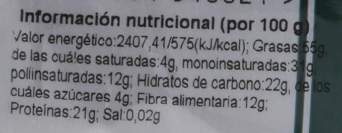 Casa Gispert Almendra En Granillo Frutos Secos - 500 gr ...
