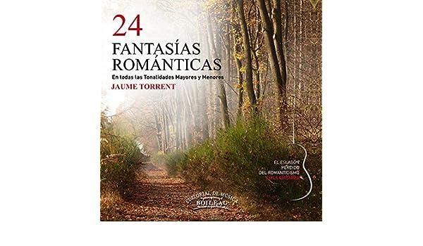 Conversación. Fantasía Romántica No. 22 en Sib Menor de Jaume ...
