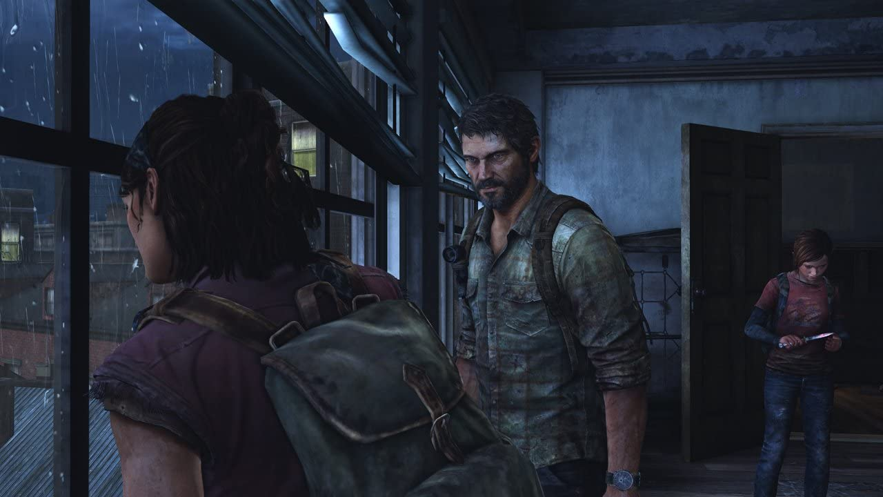 amazon com the last of us remastered playstation 4 sony computer