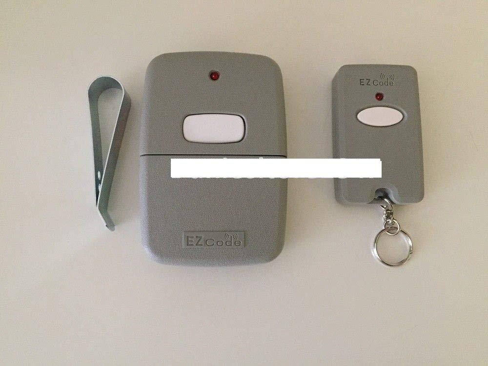 10桁 EZコード R300 & M300 ガレージドアとゲートドアオープナーリモコン 300MHz B07H84364P