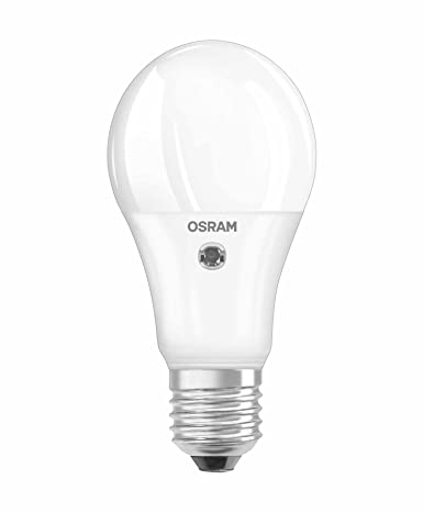 Osram Daylight Sensor Classic A Lámpara LED E27, 9.5 W, Blanco, 12 x