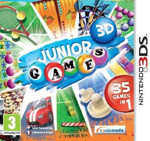 Junior Games: Junior Games 3d - 35 Games in 1: Amazon.fr: Jeux vidéo