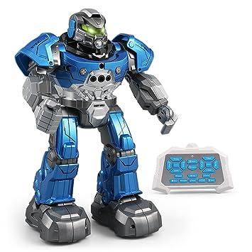 Goolsky JJRC R5 Cady Wiki Inteligente Robot de Control Remoto Programable Auto Seguir Gesture Sensor Música