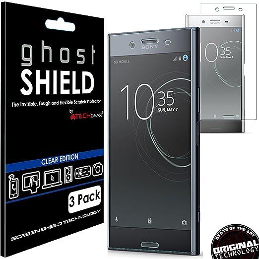 17 opinioni per [confezione da 3] Techgear® Sony Xperia XZ Premium [Ghostshield Edition] Genuine
