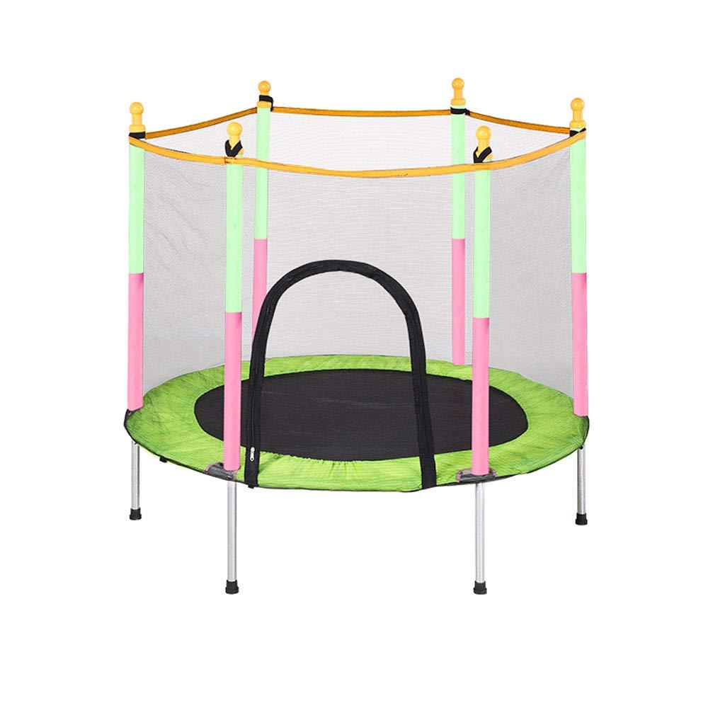 子供のトランポリン、安全で取り外し可能なサイレントトランポリン、ガードレール子供のスポーツやフィットネスで、150KGに耐えることができます (色 : : Red) Green B07MFDVSQQ B07MFDVSQQ Green Green, 音と映像設備のたのんますわ!:35899d87 --- krianta.com
