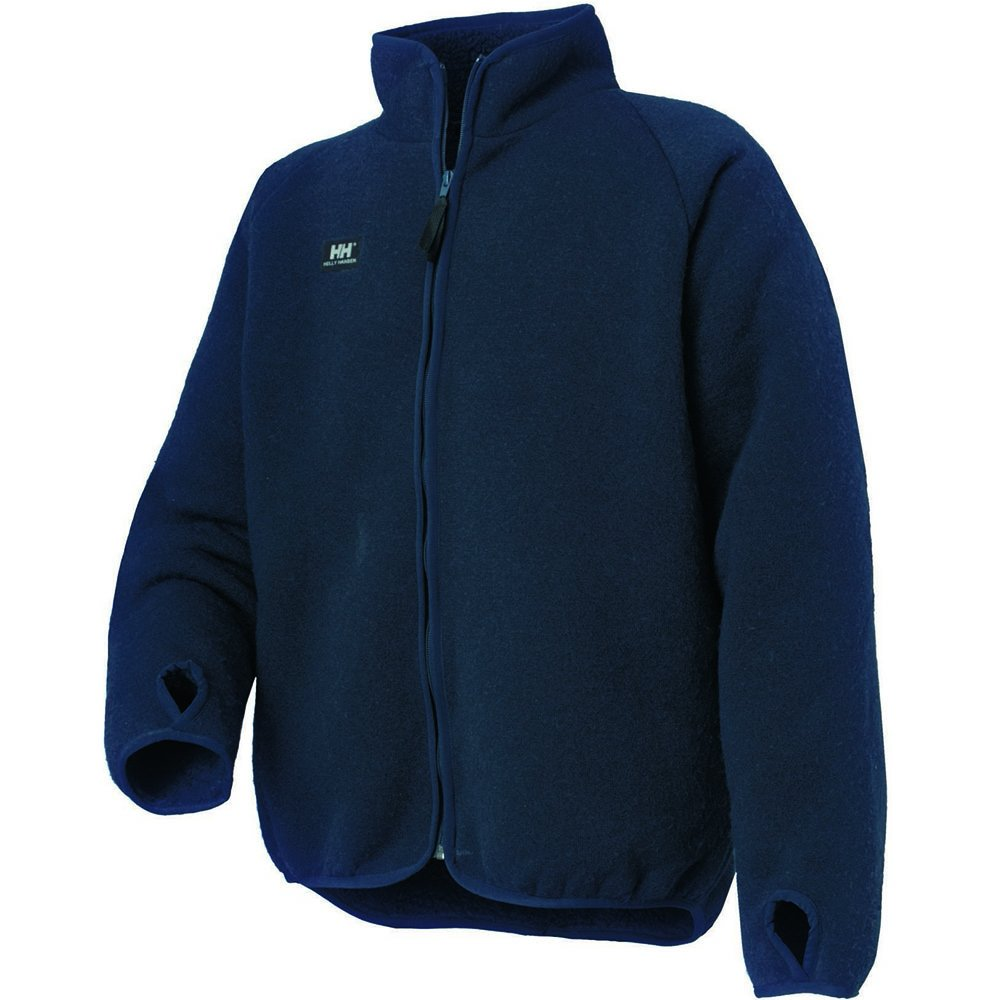 Helly Hansen 72289_590 Liestal Toison Veste Taille 3XL Bleu Marine Helly Hansen Workwear 72289_590-3XL