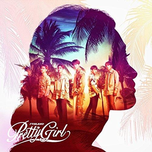 FT ISLAND Pretty Girl[첫 한정반B] Single, CD+DVD, Limited Edition