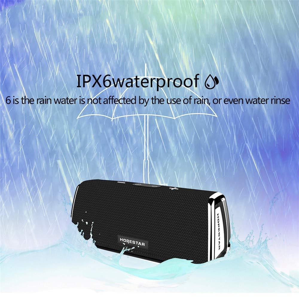 Altavoz Inteligente Altavoz Sonido Bluetooth Sonido Inalámbrico Bluetooth Sonido Bajo Arma Aire Libre Impermeable Ordenador Portátil Sonido Inteligente, ...
