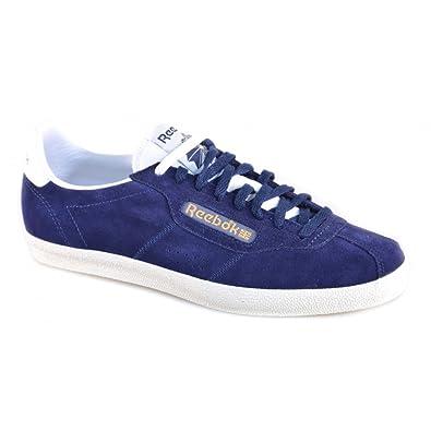 Reebok   Reebok CL Prince Schuhe Blau Leder M41644