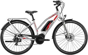 ATAL Bicicleta eléctrica E-Bike 28 Trekking B-Tour Ltd Lady Batería ...