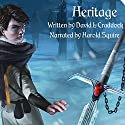 Heritage: Book One of the Gairden Chronicles Audiobook by David L. Craddock Narrated by Harold Squire