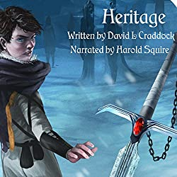 Heritage: Book One of the Gairden Chronicles