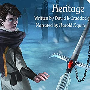 Heritage: Book One of the Gairden Chronicles Audiobook