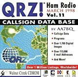 QRZ! Ham Radio Vol. 11 CD-ROM