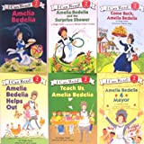 I Can Read Amelia Bedelia 50th Birthday 6 Pack Set, Level 2 (Amelia Bedelia, Amelia Bedelia Helps Out, Amelia Bedelia for Mayor, Come Back Amelia Bedelia, Amelia Bedelia and the Surprise Shower, Teach Us Amelia Bedelia)