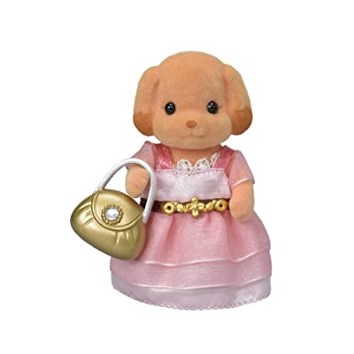 Calico Critters : Town Girl Series - Toy Poodle: Toys & Games