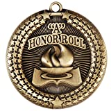 A Honor Roll Superstar Medal (Set of 50)
