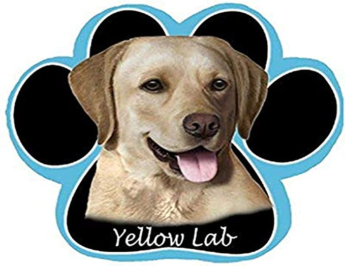 MOUSEPAD Yellow Lab Dog LABRADOR RETRIEVER BREED Desk PC Gaming Optic Mouse Pad