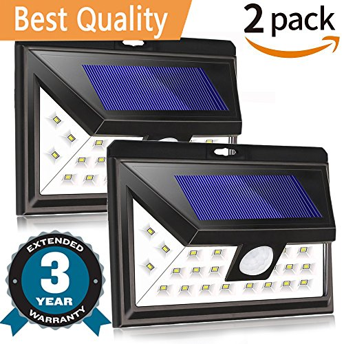 Best Solar Powered Led Lights