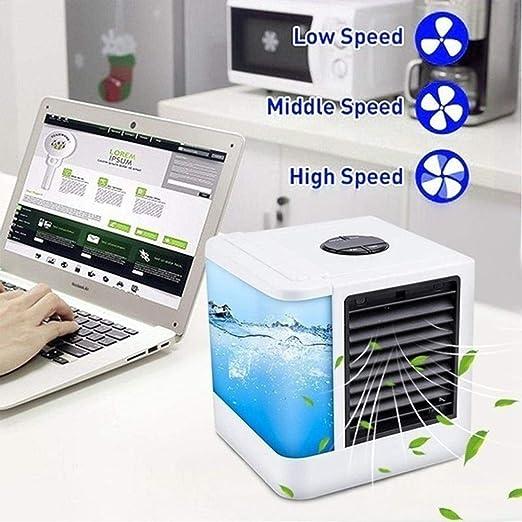 Sliwei Nuevo Aire Acondicionado portátil USB Aire Acondicionado ...
