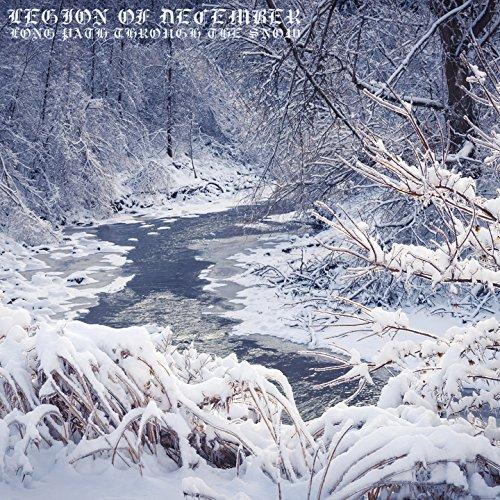 (Long Path Through the Snow)