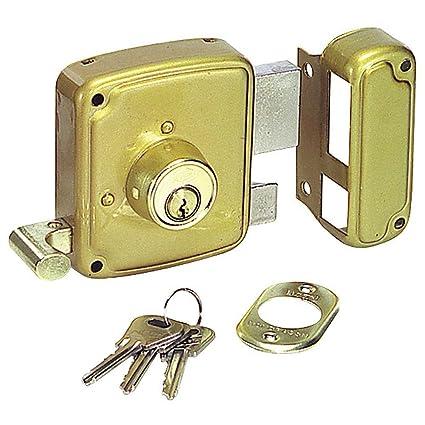 UCEM 4125 HB120I - Cerradura izquierda