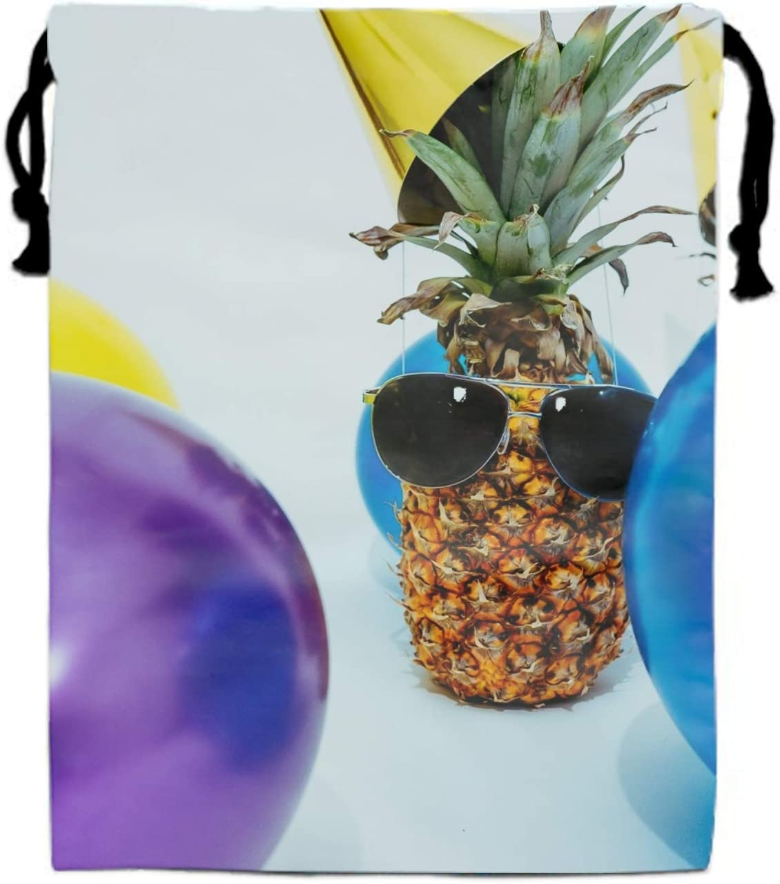 huachuangxin 1pcs Handsome Pineapple Sling Bag Backpack Waterproof Party Favor Girl Birthday Handsome pineapple10