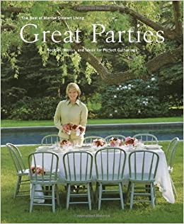 Great Parties: The Best Of Martha Stewart Living: Martha Stewart Living  Magazine: 0090129800995: Amazon.com: Books