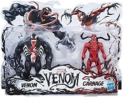 Avengers - Marvel Legends Venom Pack 2 Figuras 15Cm (Hasbro ...