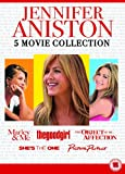Jennifer Aniston 5 Movie Collection [DVD] [1996]