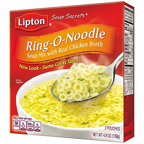 Noodle Soup Mix - 8