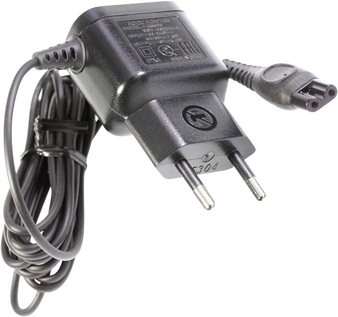 Cargador original para afeitadoras eléctricas Philips 220V-240V ...