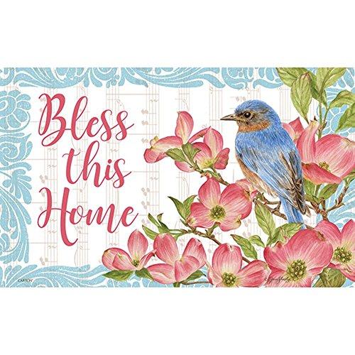 Carson Sign Insert - Bluebird and (Bluebird Stake)