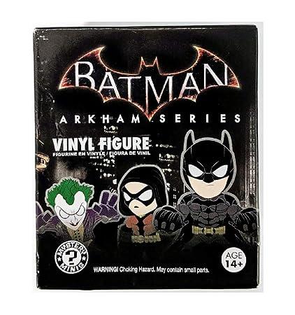 f9ab7571d86 Amazon.com  Funko Batman Arkham Series Mystery Minis Vinyl Figure ...