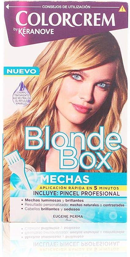 Colorcrem Color & Brillo Blonde Box Mechas
