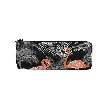 Tropical Flamingos - Estuche para lápices con diseño de ...