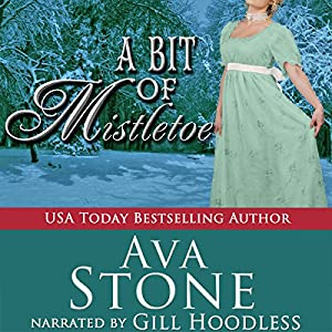 A Bit of Mistletoe Audiobook
