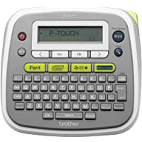 Brother P-touch PT-D200AR English & Arabic Label Maker