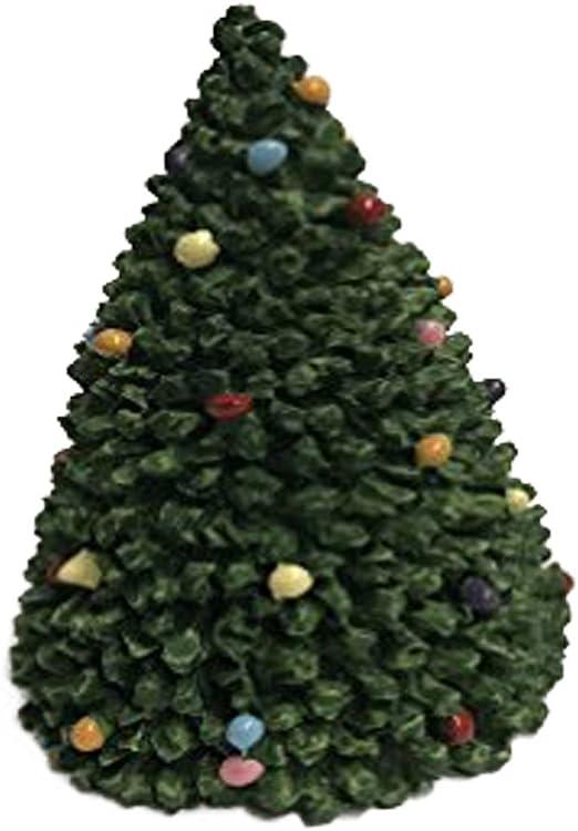 El Polo Norte Village árbol de Navidad figura decorativa 615625 ...