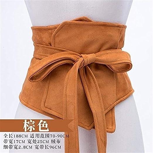 WUTOLUOHANOS Cinturón de Chaleco for Mujer Falda Decorativa ...