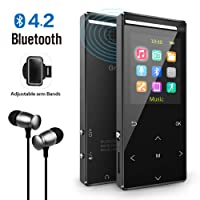 Deals on Grtdhx MP3 Player Bluetooth 8GB