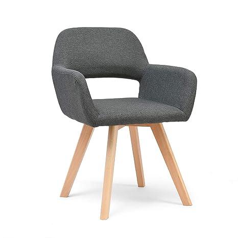 Silla Plegable para el hogar sillón Mesa y Silla de Ocio ...