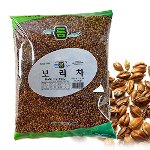 - ROM AMERICA [ 2 Pound ] Premium Roasted Barley Tea