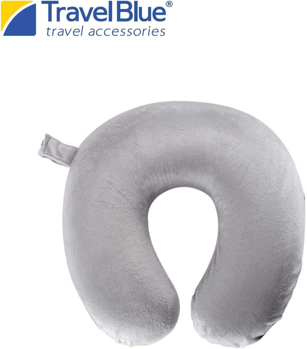 Travel Blue Travel Pillow, 28 cm, Grey