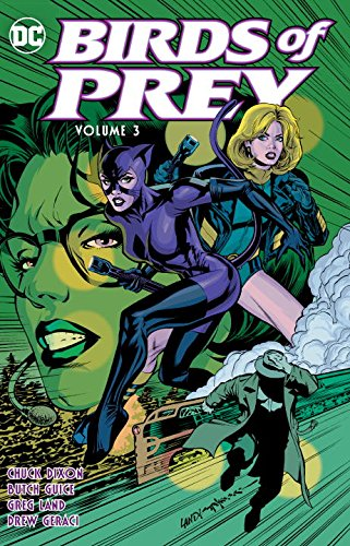 Birds of Prey Vol. 3: The Hunt for Oracle