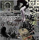 TAF DECOR ''Leap of Faith 2'' Giclee, 27.55'' X 27.55'' X 2'', Multicolored