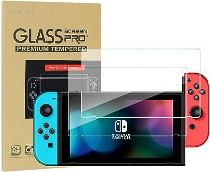 Protector de Pantalla para Nintendo Switch: Amazon.es: Electrónica