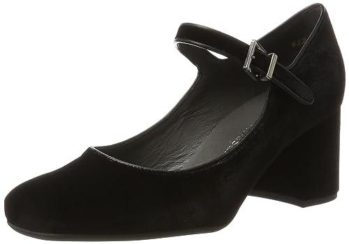 4f8005aa4b Peter Kaiser Women's CARRIH Closed Toe Heels, Black (Schwarz Velvo Nappa  944),