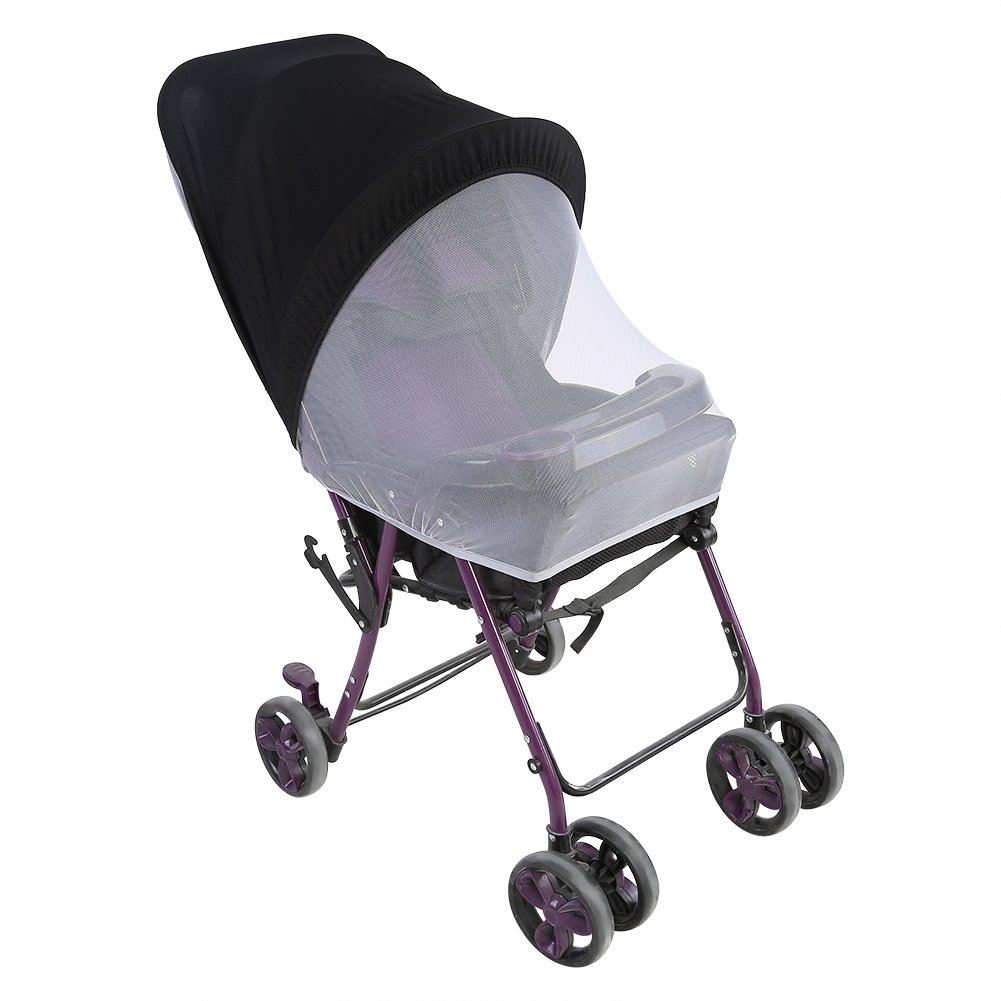 Mutifuntional Sunshade Cover Mosquito Net for Baby Stroller Pram Baby Pushchair Buggy